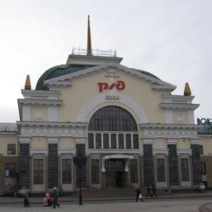 Железнодорожные вокзалы Коноши